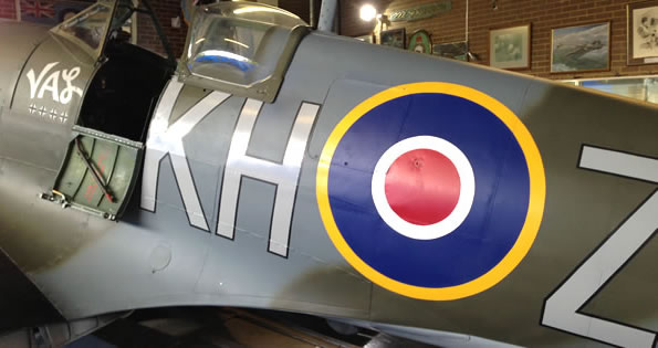 The RAF Manston Spitfire and Hurricane Memorial Museum